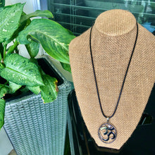 Load image into Gallery viewer, Om Sacred Sound Necklace