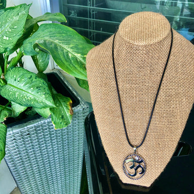 Om Sacred Sound Necklace