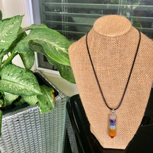 Load image into Gallery viewer, Chakra Necklace