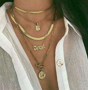 AI x DC Collection | Angel Necklace