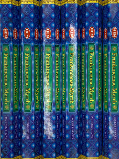 Frankincense-Myrrh Incense 20 Sticks