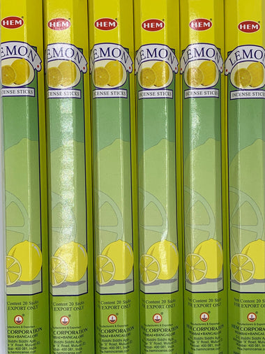 Lemon Incense 20 Sticks