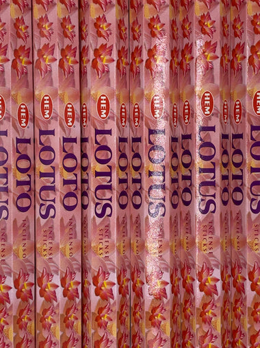 Lotus Incense 20 Sticks