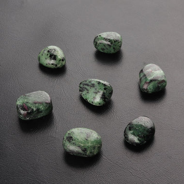 Ruby Zoisite Crystal