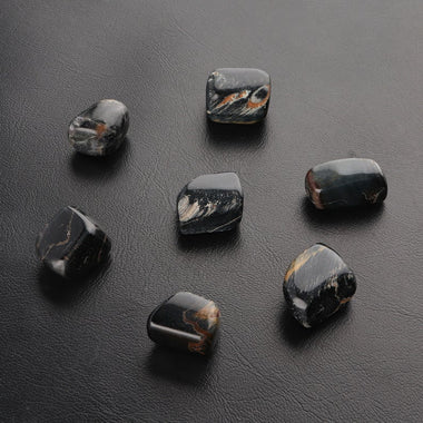 Black Tiger Eye Crystal