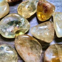 Load image into Gallery viewer, Citrine Tumbled Gemstone
