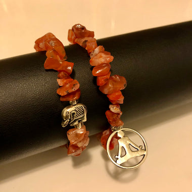 Red Agate Bracelet (1 of each)