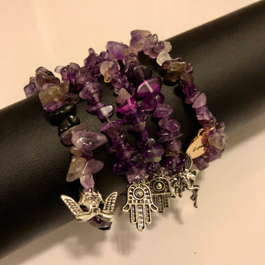 Amethyst Bracelet (1 of each)