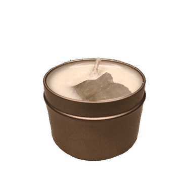 Crystal Candle 2oz (Scented)
