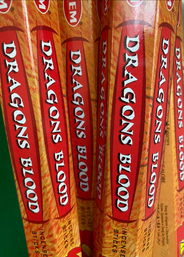 Dragon's Blood Incense 20 Sticks