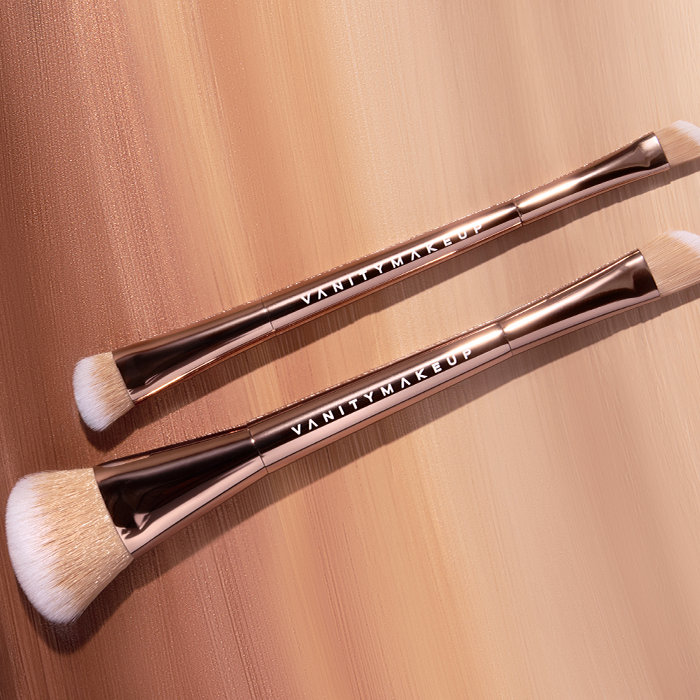 Face and Nose Brush Bundle