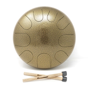 F N'Goni Manastone Steel Tongue Drum