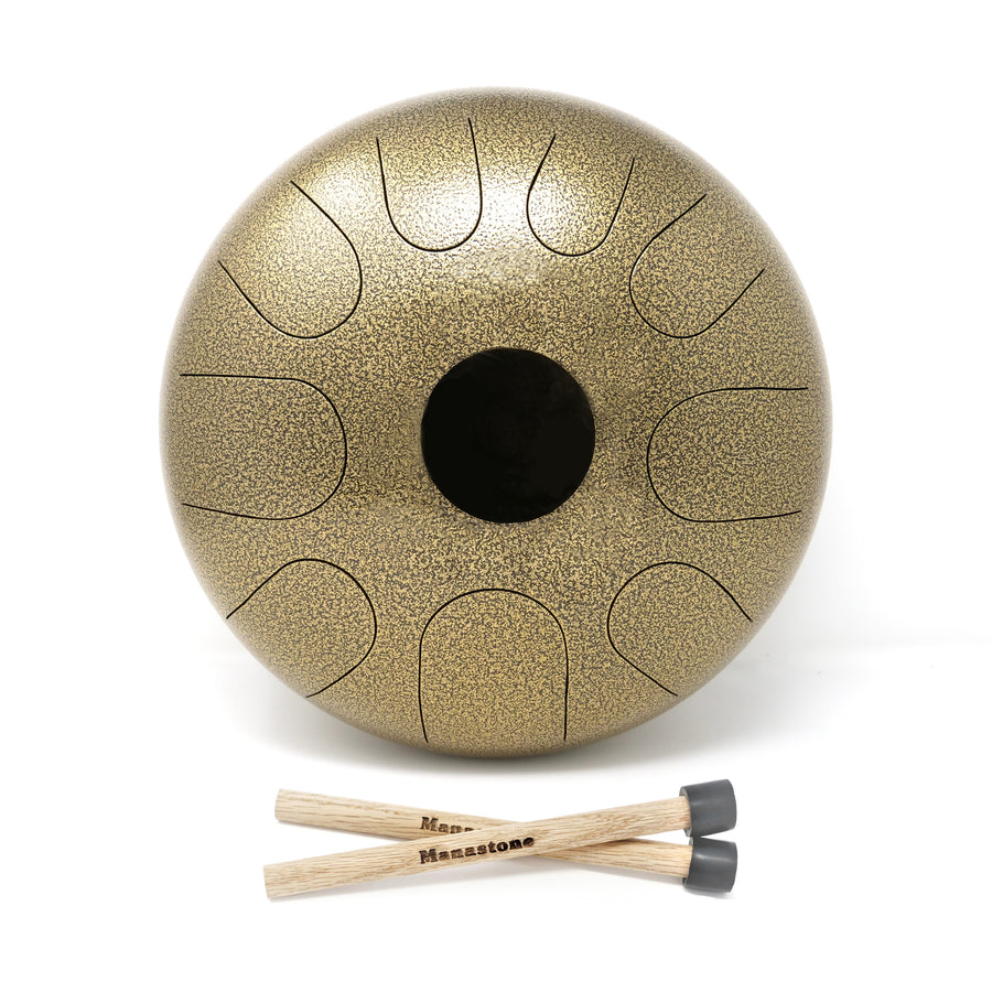 E-flat Lyanna Scale 9-note Manastone Steel Tongue Drum