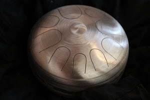 Eb N'Goni Manastone Steel Tongue Drum - ManaStone Drums