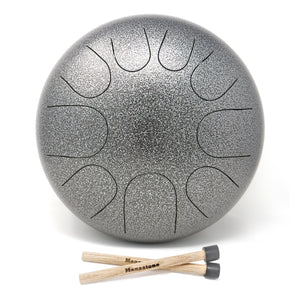 F Big Bear Manastone Steel Tongue Drum