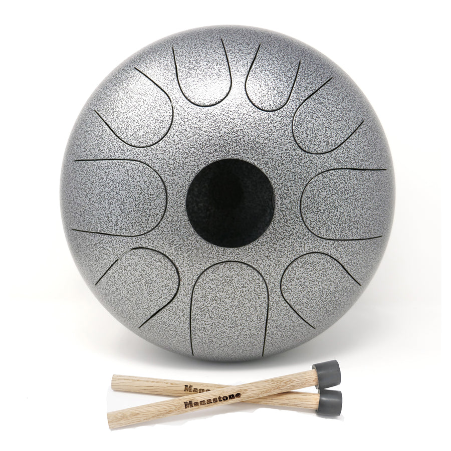 Build-Your-Own 18-Note Double-Side Manastone Steel Tongue Drum