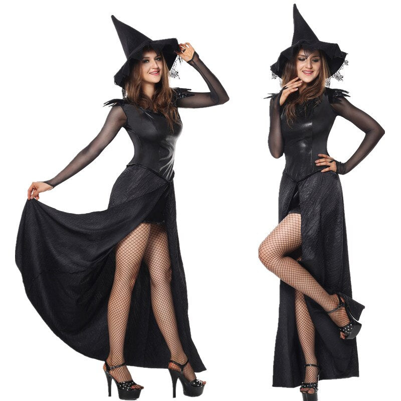 Hot Sexy Witch Costume