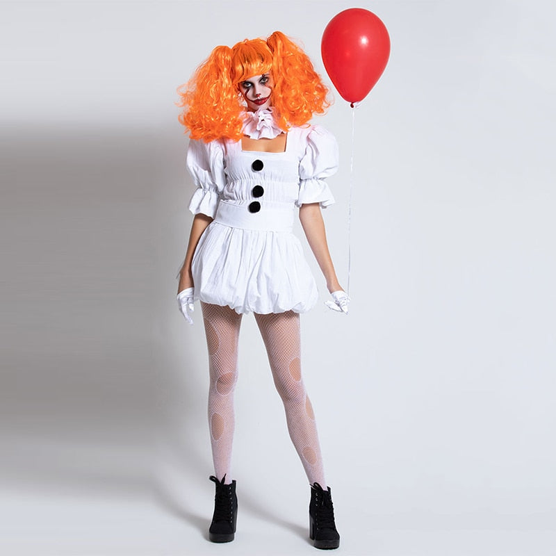 Pennywise Costume - Halloween USA