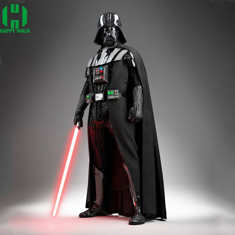 Kids Darth Vader Costume  With Aurora Sword - Halloween USA