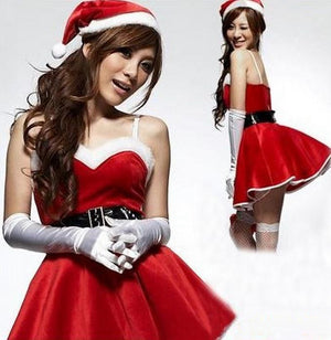 Sexy Santa costume - Halloween USA