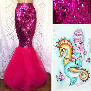 Mermaid Adult Women Costume - Halloween USA