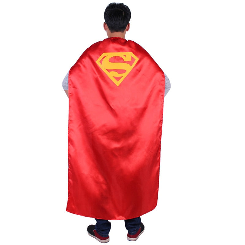 Superman Cape - Halloween USA