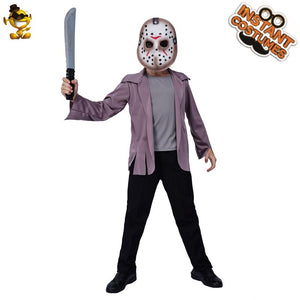 Kids Jason Boy's Halloween Costume - Halloween USA