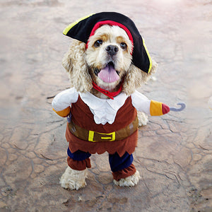 Pirate Dogs  Costume Clothing