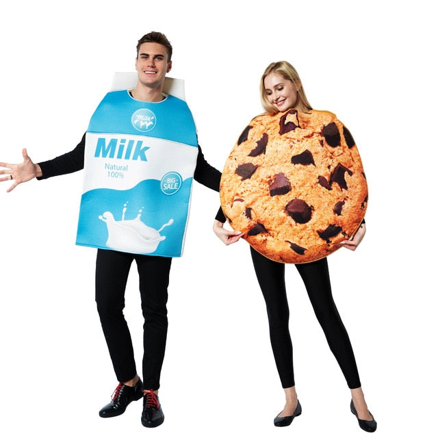 Cookies And Milk Costume