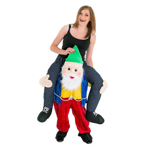 Ride On Piggy Back  costume
