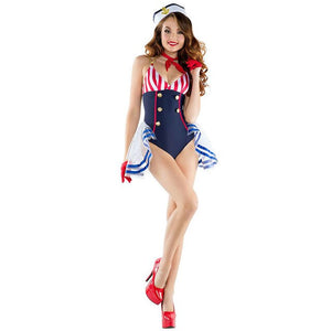 Navy Costume - Halloween USA