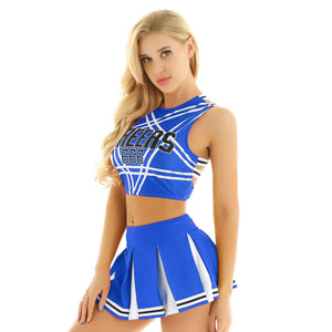 Glee Cheerleader Costume - Halloween USA
