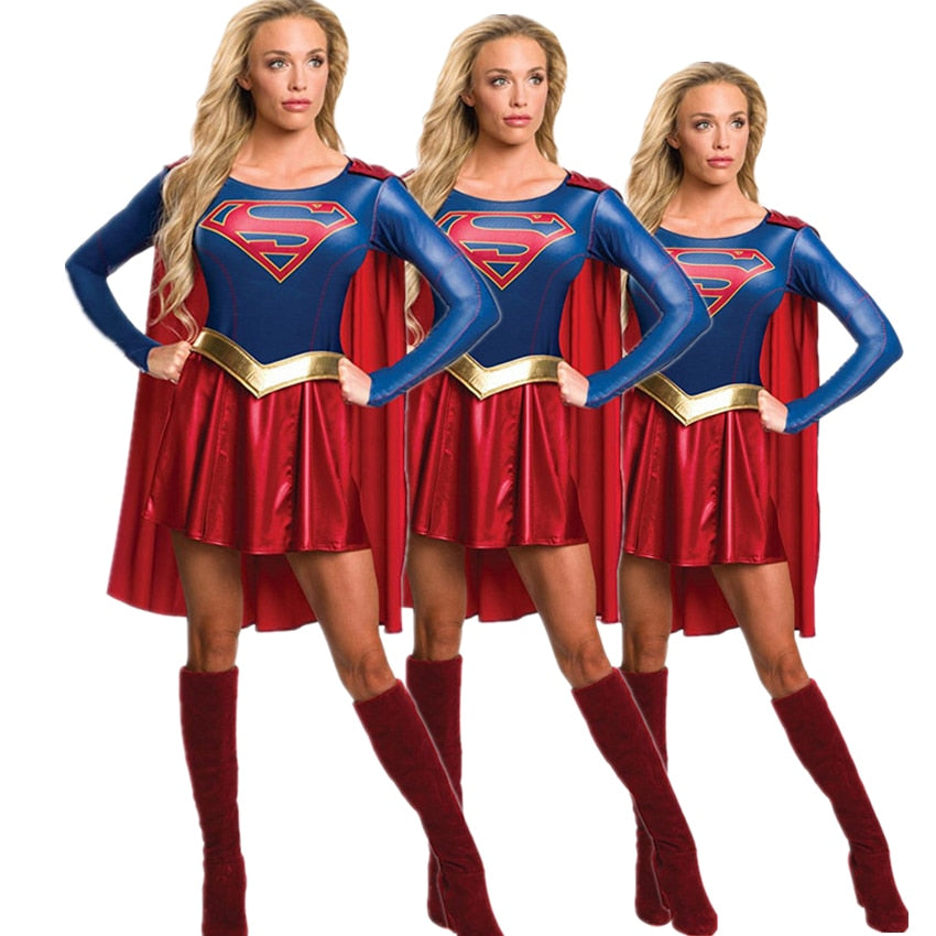Super Women Costume