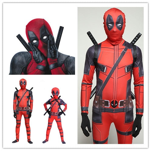Deadpool Costume - Halloween USA