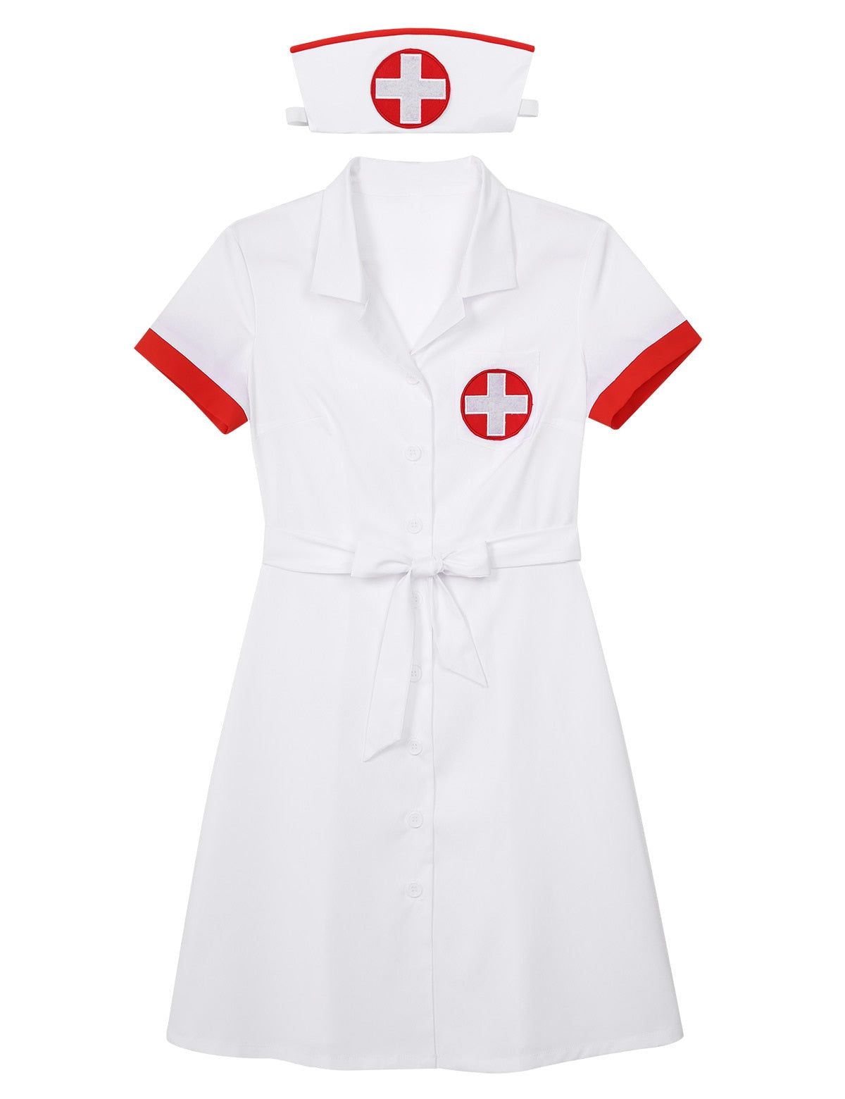 Nurse Costume - Halloween USA