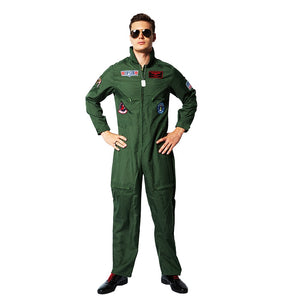 Top Gun Maverick  Costume For Men Women And   Couple - Halloween USA