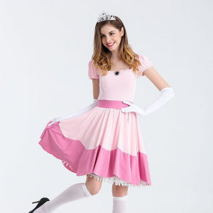 Princess Peach  Super Mario Bros  Costumes - Halloween USA