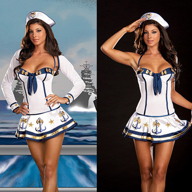 Sea Sailor Costume - Halloween USA