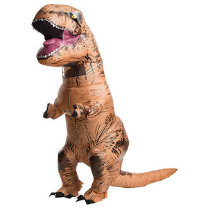 Inflatable Dinosaur Costume - Halloween USA