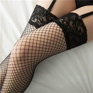 Fish Net Stocking - Halloween USA