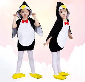 Penguin Costume For Boys and  Girls - Halloween USA