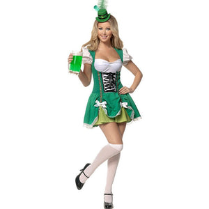 Women Oktoberfest costume - Halloween USA