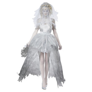 Ghost Bride Costume - Halloween USA