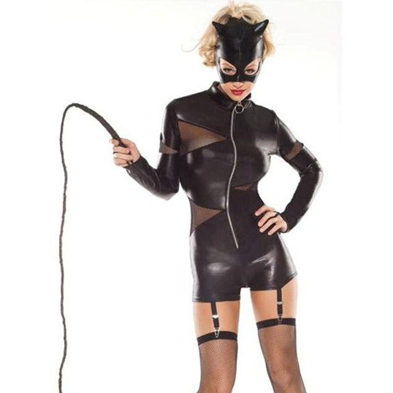 Catwoman  Costume - Halloween USA
