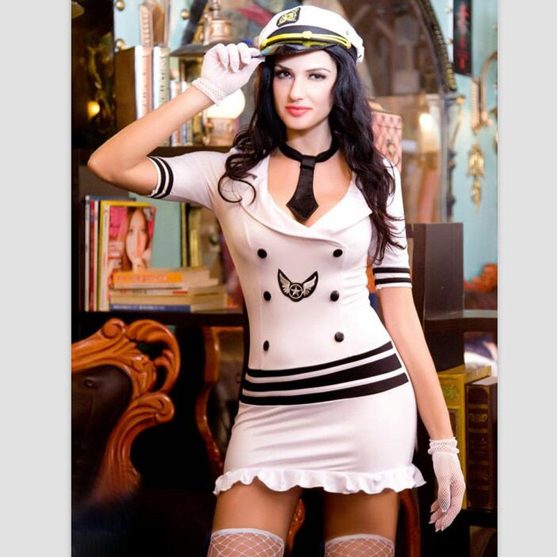 Sexy Sailor Costume