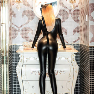 Cat Bodysuit - Halloween USA