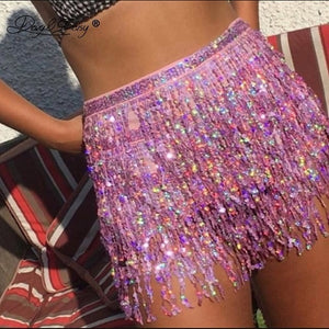 Go Go Dancer skirt - Halloween USA