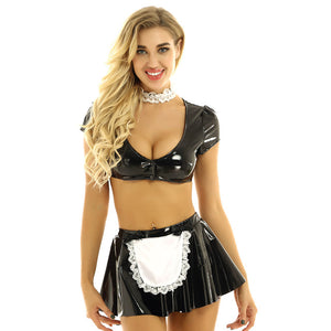 Maid  Costume - Halloween USA