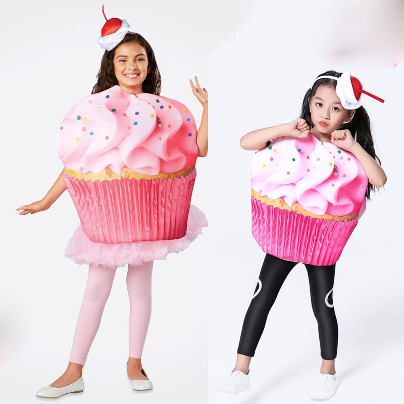 Halloween Kids Cupcake Costume - Halloween USA