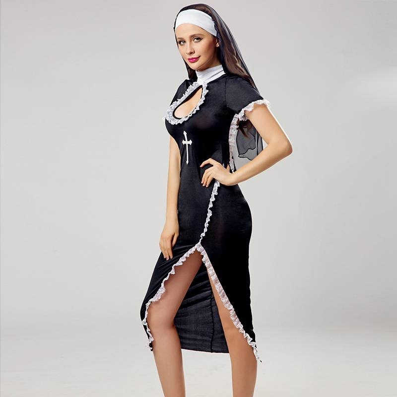 Nun Dress Costume